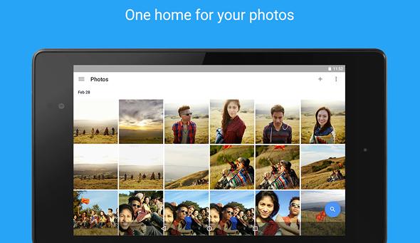 גוגל Photos אלבום תמונות