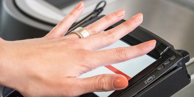 הטבעת החכמה שתחליף את כרטיס האשראי והמפתחות שלכם