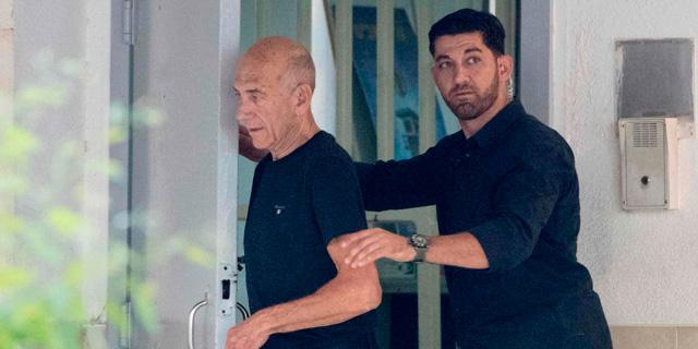 אחרי שחרורו מהכלא: אולמרט פנה בבקשת חנינה לנשיא לביטול מגבלותיו