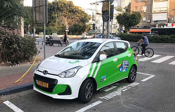 מכונית של אוטו-תל