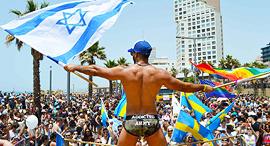 מצעד הגאווה, צילום: coupleofmen.com