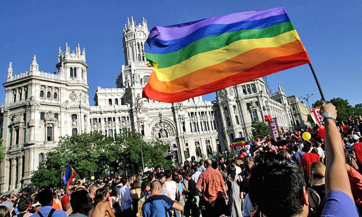 מצעד הגאווה במדריד