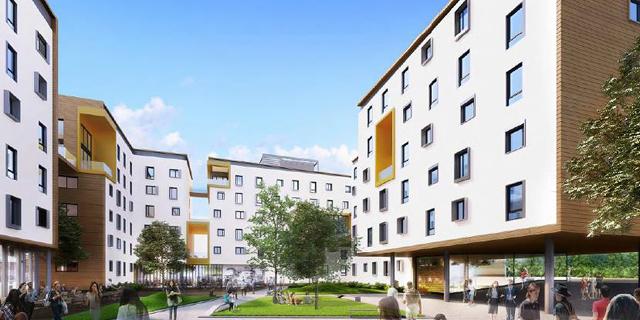 המכללה למינהל ואפקון החזקות יקימו מתחם מעונות בן 500 דירות