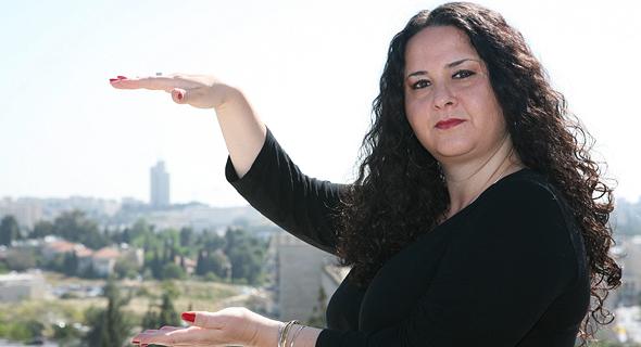 """דלית זילבר. """"אשת מקצוע המחויבת ליעדי הממשלה"""", צילום: שלומי כהן"""