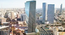 Orbss offices Azrieli Sarona Tower in Tel Aviv. Photo: PR