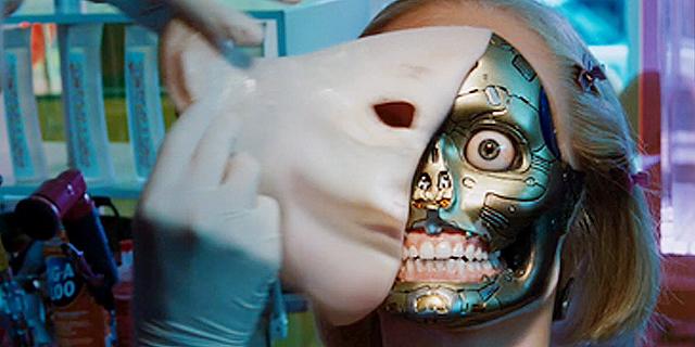 עור מלאכותי לרובוטים של ה-MIT, צילום: Youtube