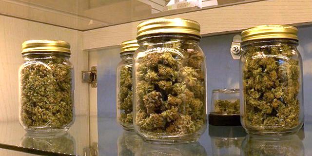 מכירת מריחואנה בלאס וגאס, צילום: KSNV