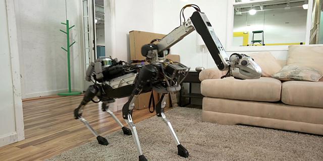 השראה טבעית: 7 רובוטים שפותחו בדמות בעלי חיים