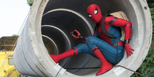 """הסרט """"ספיידרמן: השיבה הביתה"""":  עכביש מתיש"""