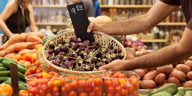 פתרון המדינה למחירי הירקות: שוק איכרים