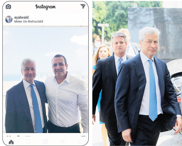 On a Two-Days Visit to Israel, JPMorgan's Jamie Dimon Slams