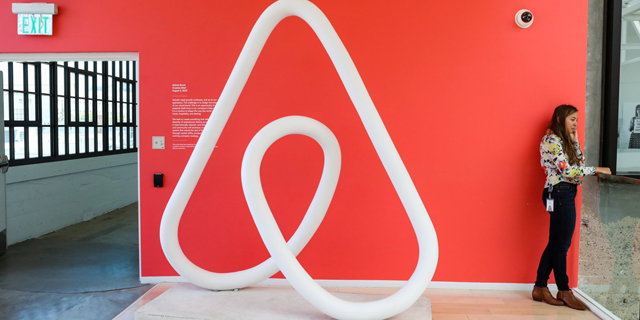 מטה Airbnb בסן פרנסיסקו, צילום: רויטרס