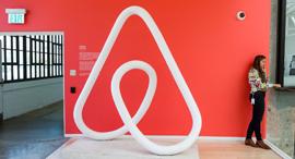 מטה Airbnb סן פרנסיסקו השכרת דירות תיירים, צילום: רויטרס