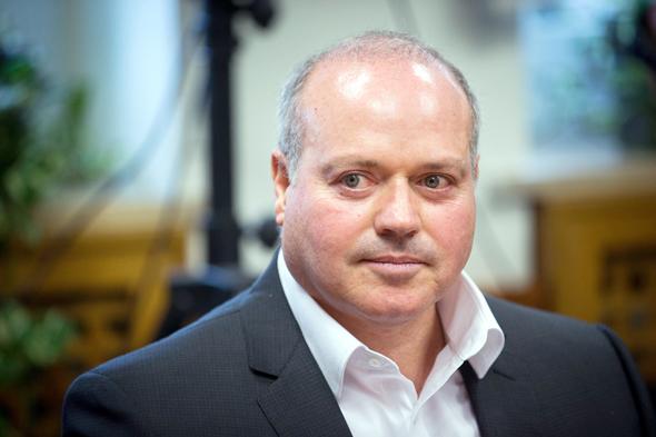 """מישל סיבוני, מנכ""""ל הראל ביטוח ופיננסים, צילום: יונתן זינדל/פלאש 90"""