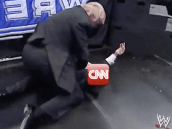 מתוך הסרטון שפרסם טראמפ