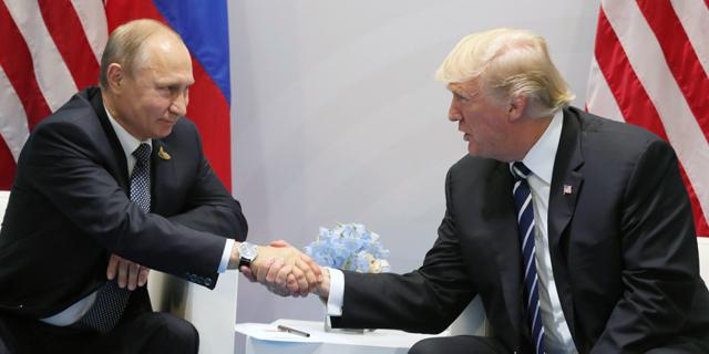 """בכירי המודיעין לשעבר נגד טראמפ: """"פוטין משחק בו"""""""