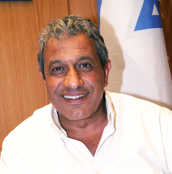 ראש עיריית אילת מאיר יצחק הלוי