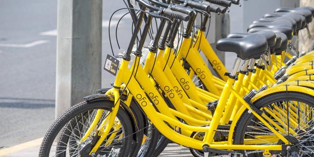 פיילוט חדש ברכבת - השכרת אופניים ביציאה מהתחנות