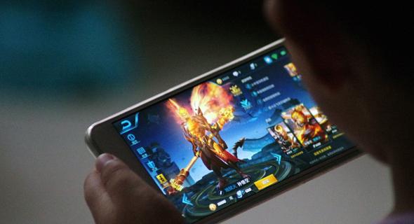 משחק Honor of Kings שהפיצה טנסנט בסין