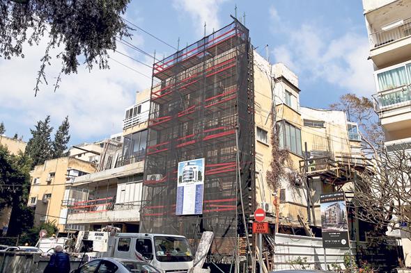 """פרויקט תמ""""א 38 בתל אביב. מסננים את היזמים על בסיס ניסיון ומחיר"""
