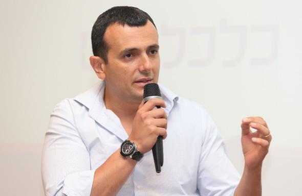 """שי באב""""ד, מנכ""""ל משרד האוצר , צילום: אוראל כהן"""