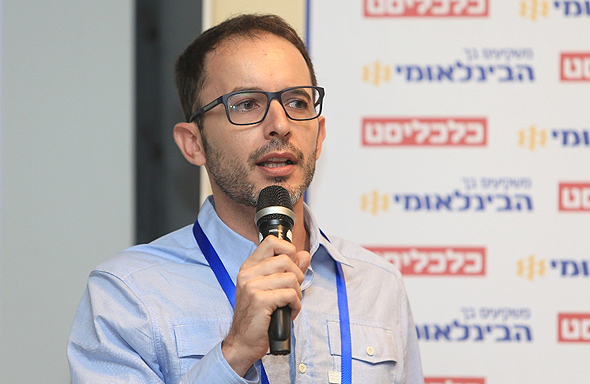 Safe-T CEO Shachar Daniel. Photo: Orel Cohen