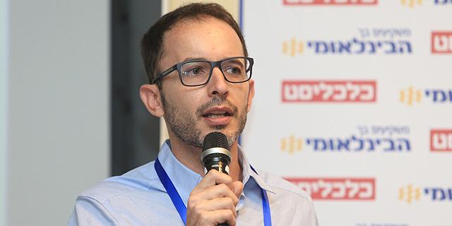 """שחר דניאל, מנכ""""ל Safe-T, צילום: אוראל כהן"""