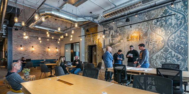 Israel's Ayeka to Open Five New Coworking Locations