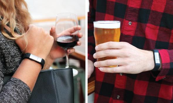 צמיד חכם חיישנים אלכוהול Milosensor, צילום: Milosensor.com