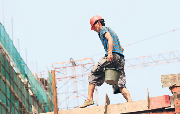 Construction worker (illustration). Photo: Shutterstock