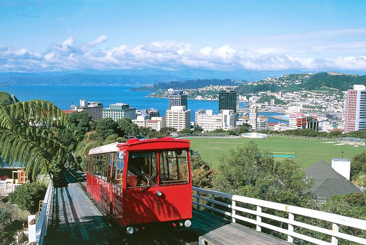מקום 2. וולינגטון, ניו זילנד, צילום: גטי אימג