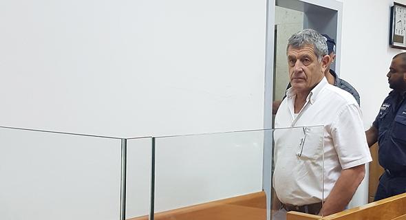 מיקי גנור הארכת מעצר פרשת הצוללות, צילום: נעמי צורף