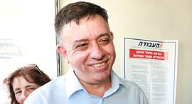 """אבי גבאי יו""""ר מפלגת העבודה, צילום: דנה קופל"""