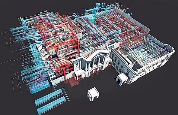 טכנולוגיות בנייה חדשניות: מערכת BIM לתכנון גמיש
