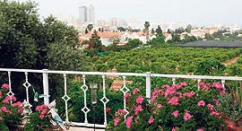 מושב אביחיל נוף לנתניה, צילום: עמית שעל