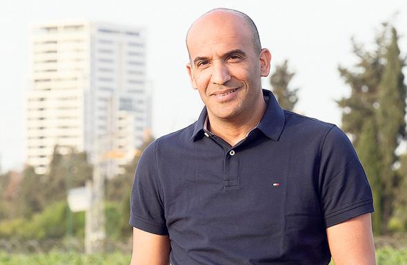 """עו""""ד עמית יפרח, צילום: אוראל כהן"""
