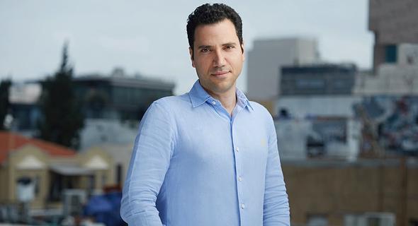 Genoox CEO Amir Trabelsi. Photo: Ofir Abe