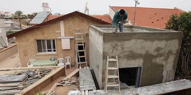 """הדיון בפיצול דירות: צה""""ל הודיע שבכל דירה יהיה ממ""""ד"""