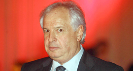 Eurocom owner and chairman Shaul Elovitch. Photo: Orel Cohen