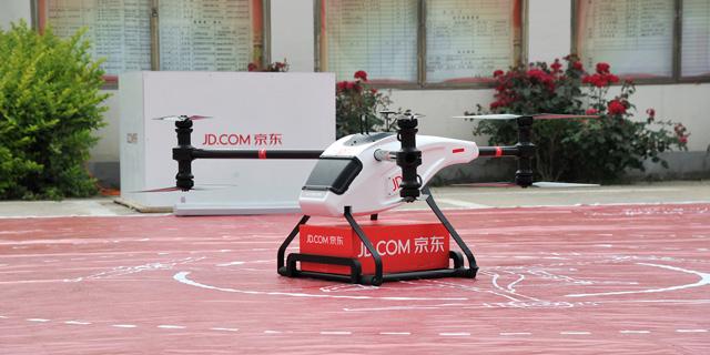 """""""בעתיד הלא רחוק רובוטים יבצעו את המשלוחים שלנו"""""""