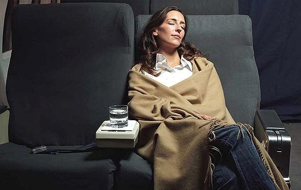 אז המטוס שומר על חום כשצריך. מה איתנו? , צילום: גטי אימג