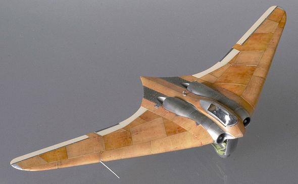 """רוב ה-229 היה עשוי עץ ומיעוטו מתכת, ועיצובו סייע בצמצום חתימת המכ""""מ"""