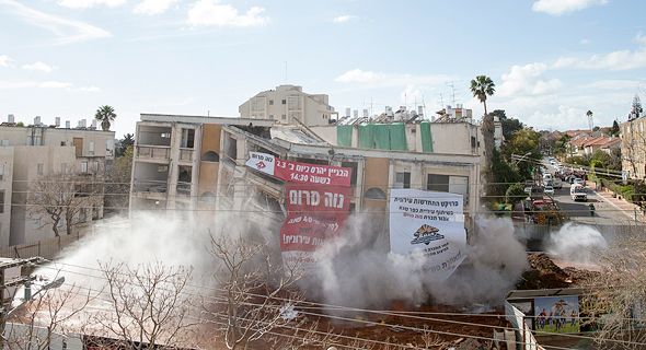 פינוי-בינוי התחדשות עירונית כפר סבא, צילום: אלון מצקין