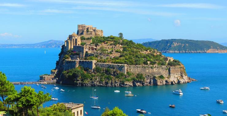 מקום 8. איסצ'יה, איטליה