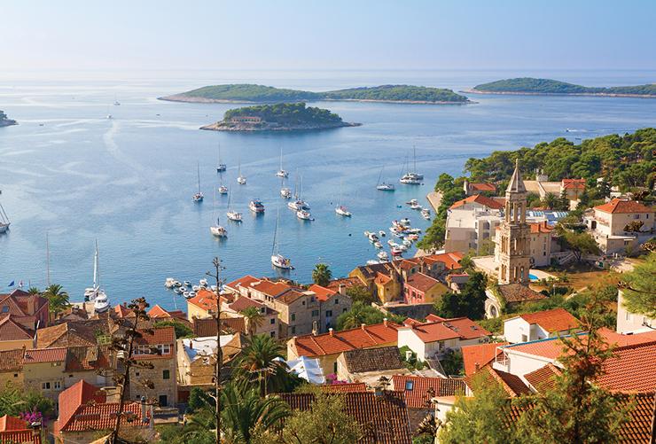 מקום 9. חוואר והדלמטים, קרואטיה