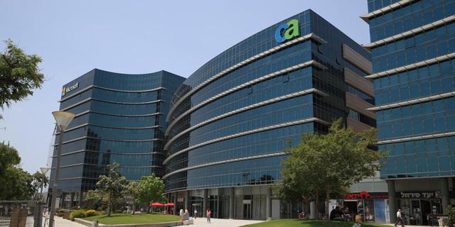 משרדי CA בישראל , צילום: אוראל כהן