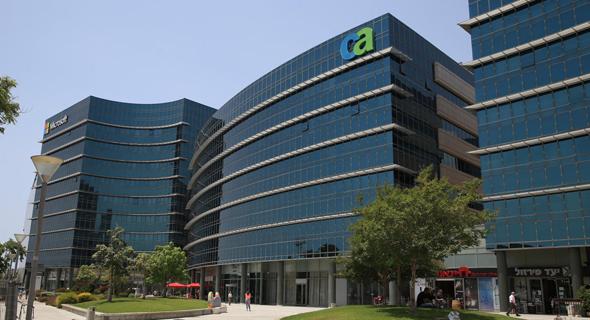 משרדי CA בישראל