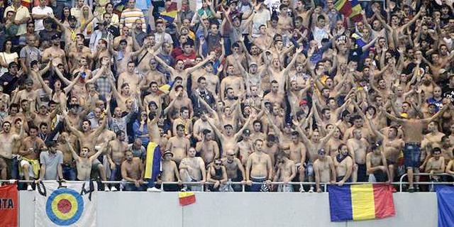 """מונדיאל 2018: המשטרה הרוסית """"תילחם"""" באוהדים ללא חולצות"""