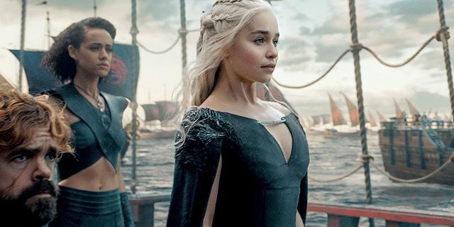 משחקי הכס עונה 7 HBO, צילום: HBO
