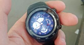 שעון חכם וואווי Watch 2 מחשוב לביש, צילום: ניצן סדן